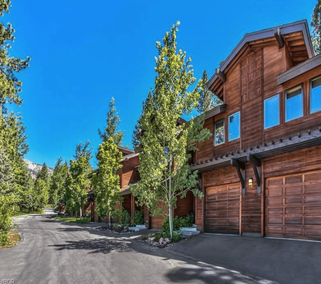BUY OR SELL YOUR LAKE TAHOE HOME WITH ALVIN STEINBERG CALL 800-666-4718