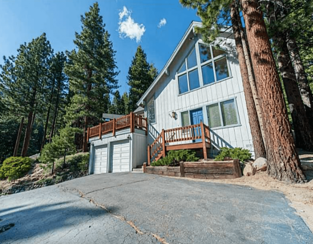SEARCH LAKE TAHOE LUXURY REAL ESTATE FOR SALE CALL ALVIN STEINBERG 800-666-4718