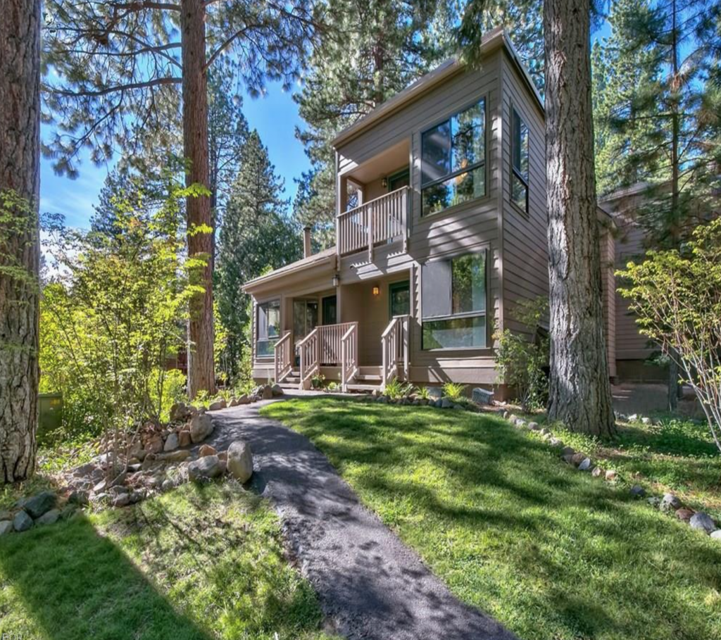 SEARCH LAKE TAHOE LUXURY REAL ESTATE WITH ALVIN STEINBERG 800-666-4718