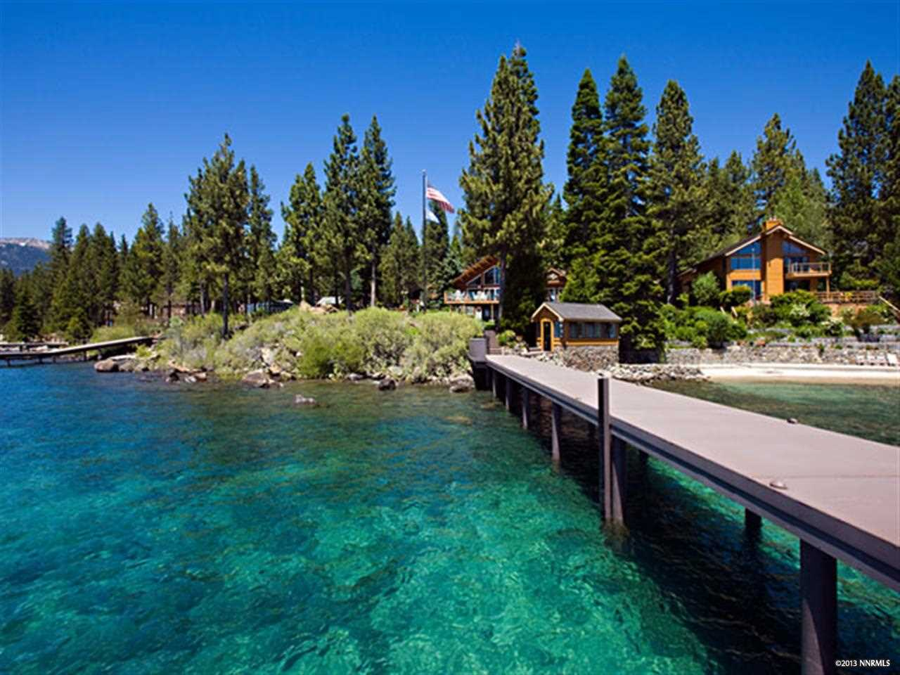 Incline Village waterfront homes for sale