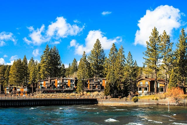 Lake Tahoe Luxury homes