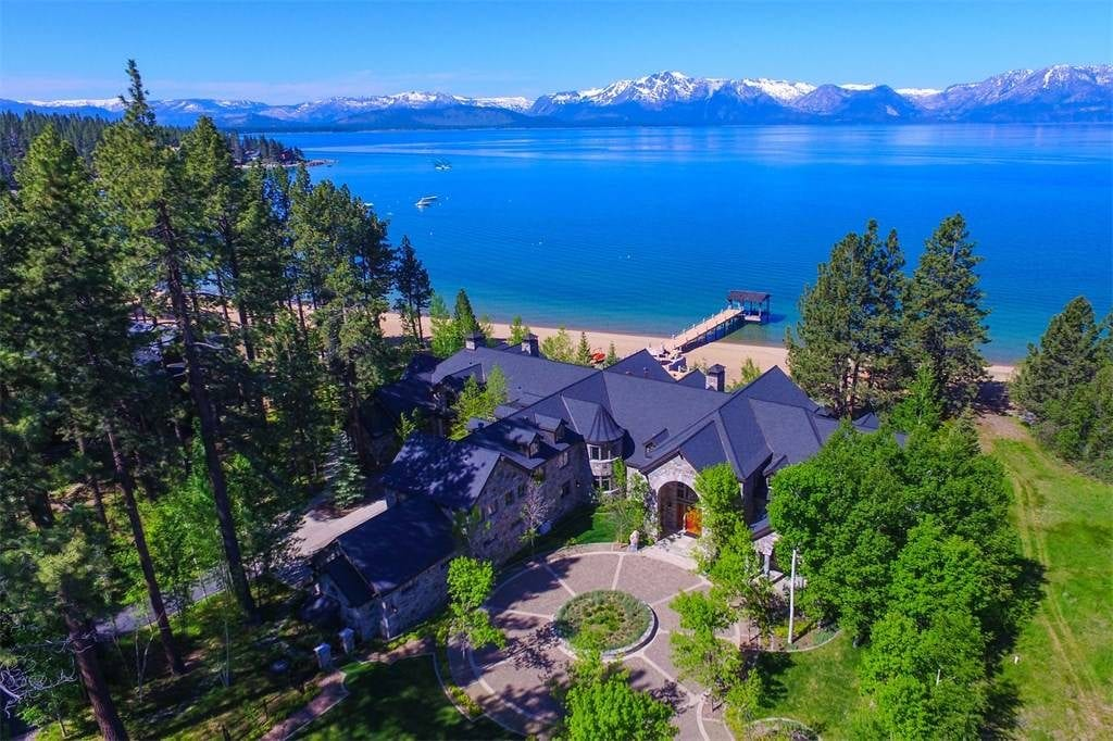 lake tahoe luxury houses