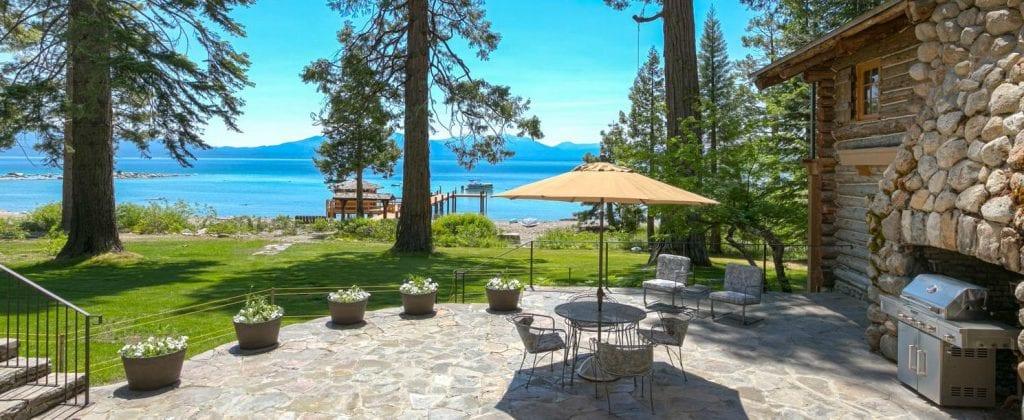 Tahoe Luxury Homes Lake View