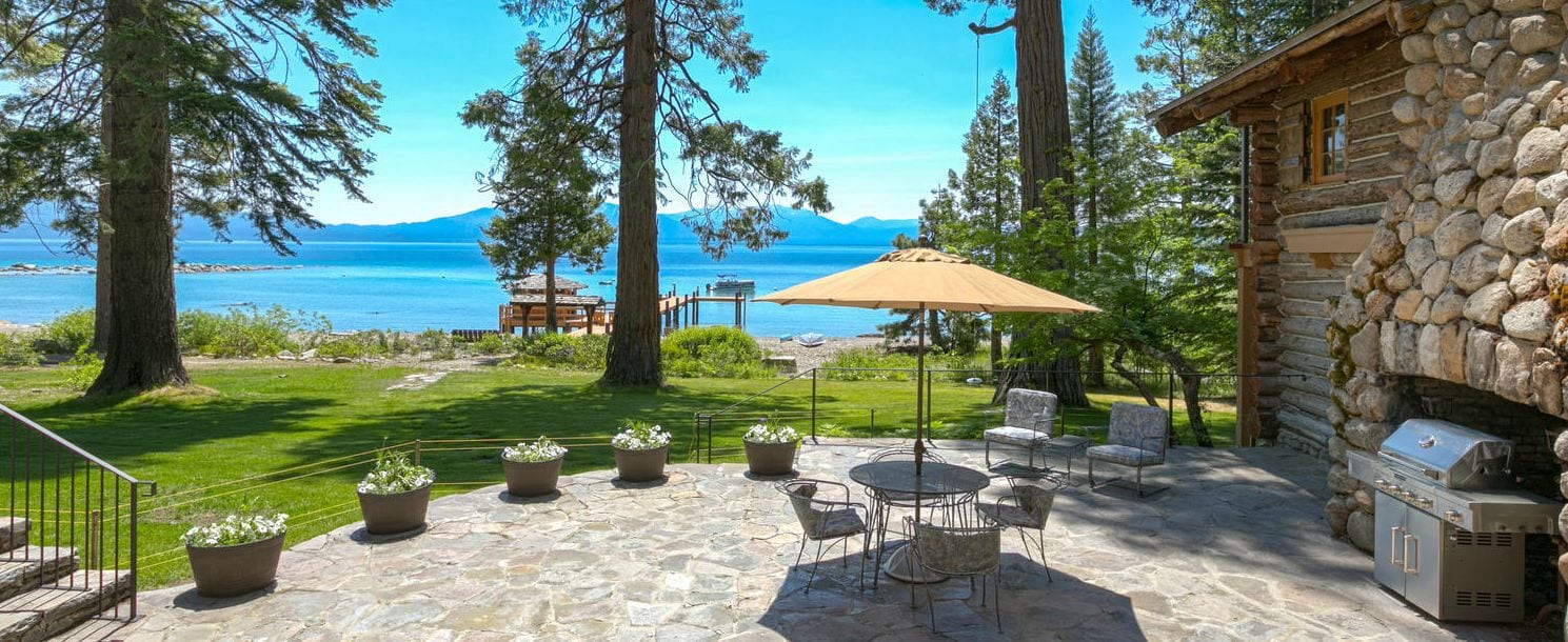 Tahoe Luxury Homes Lake View Neighborhoods Living Lake Tahoe