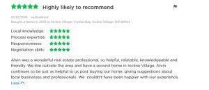 Incline Village Real Estate Agent