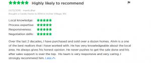Living Lake Tahoe Reviews